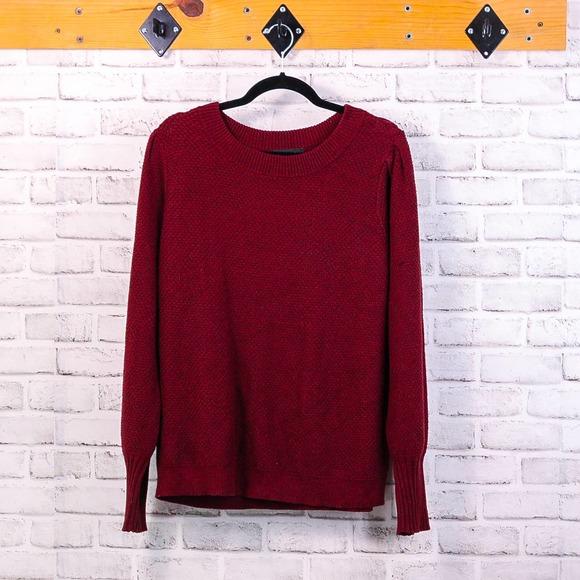 Ann Taylor Crew Sweater, X-Large